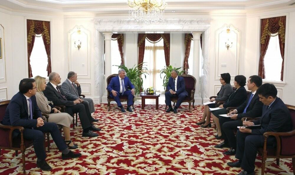 Визит Сергея Гапликова в Кыргызстан в 2018 году, Официальный портал Республики Коми