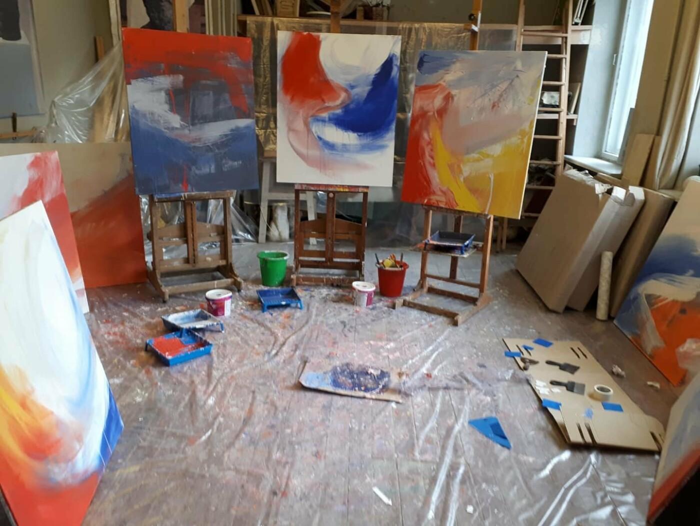 Ричард Янсен уже работает над выставкой - Национальная галерея РК