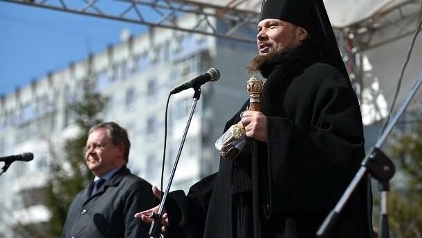 Архиепископ Сыктывкарский и Коми-Зырянский Питирим обратился к сыктывкарцам, Комиинформ