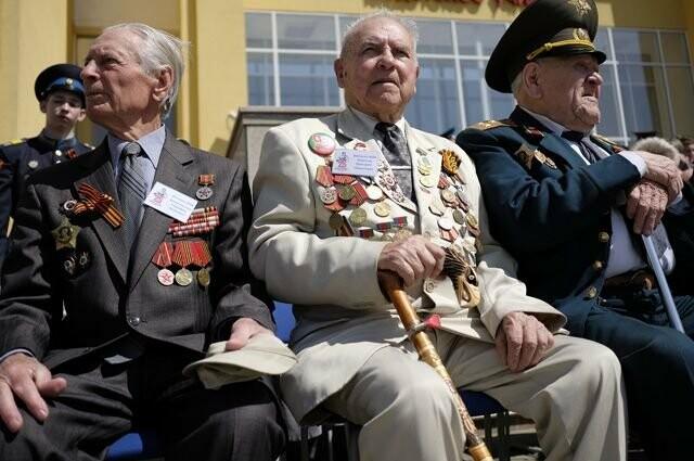 Ко Дню Победы участники и инвалиды Великой Отечественной войны получат по 10 тысяч рублей